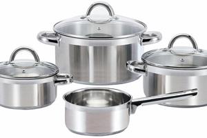 Комплект съдове за готвене