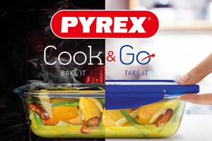 Съдове за готвене Pyrex