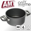 Средна тенджера AMT - Ø20 cm