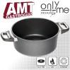 Средна тенджера AMT - Ø24 cm