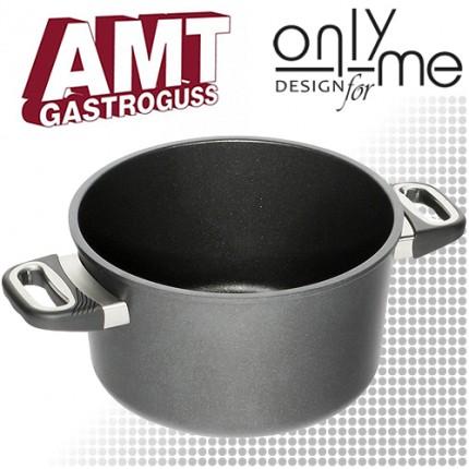 Индукционна дълбока тенджера AMT - Ø24 cm