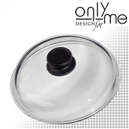 Стъклен капак - Ø24 cm