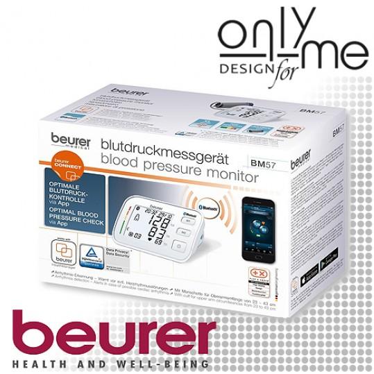 Апарат за кръвно налягане BEURER BM 57 с маншон