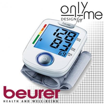 Апарат за кръвно налягане BEURER BC 44 за китка