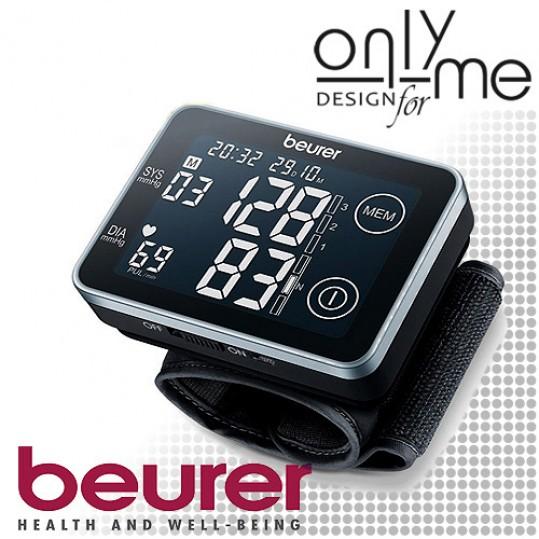 Апарат за кръвно налягане за китка BEURER BC58
