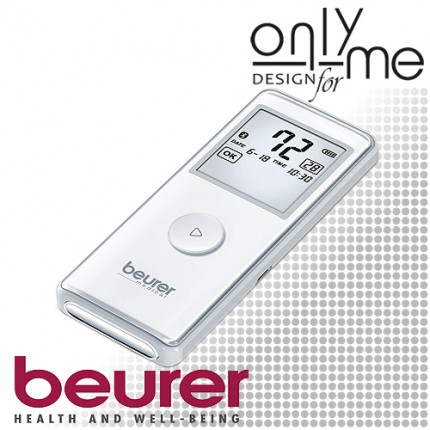 Мобилен ЕКГ монитор BEURER МЕ 90