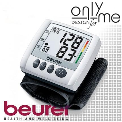 Апарат за кръвно налягане BEURER BC 30 за китка