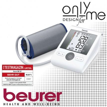 Апарат за кръвно налягане BEURER BM 28 с маншон