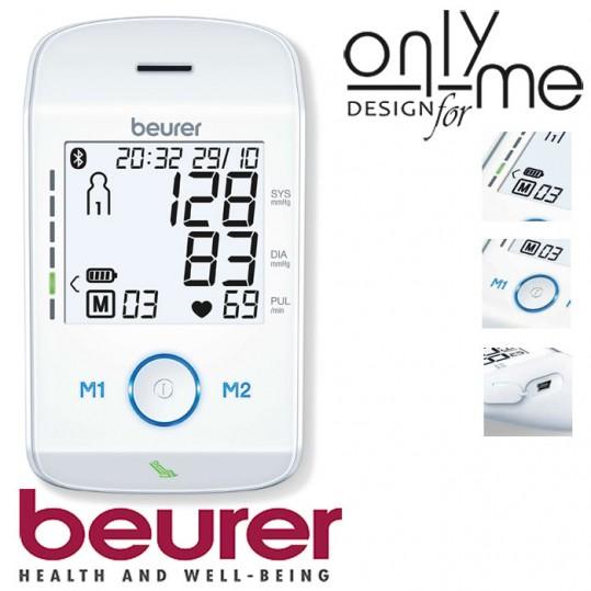 Апарат за кръвно налягане BEURER BM 85 с маншон