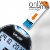 Глюкомер за измерване на кръвна захар BEURER GL 44 mg/dL 46315