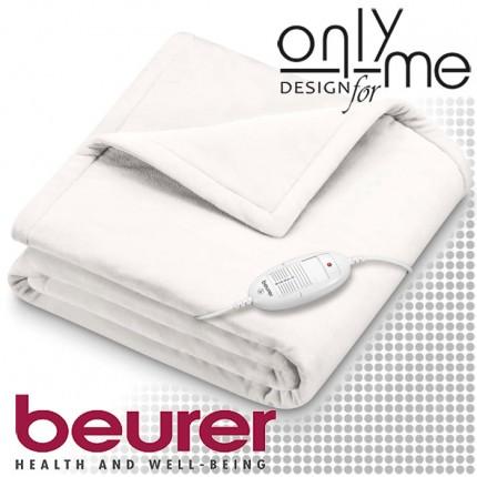 Електрическо одеало BEURER HD 75 White- 180х130 cm