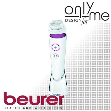 Четка с 4 броя приставки за почистване на лице BEURER FC 95
