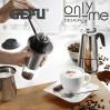 GEFU16330 Ръчна мелничка за кафе LORENZO
