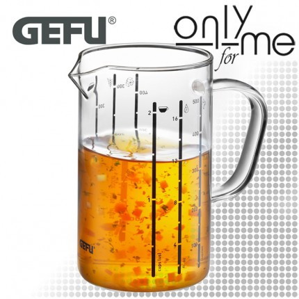 GEFU 14451 Мерителна кана METI 500 ml