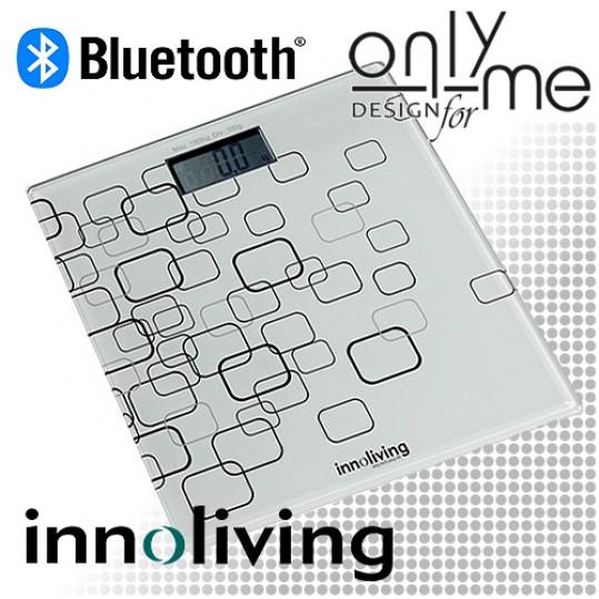 Електронен кантар с Bluetooth връзка INNOLIVING - до 180кг
