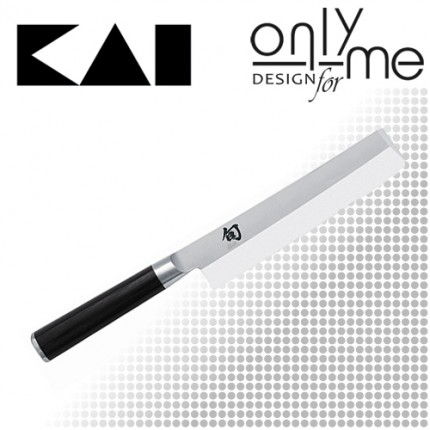 KAI SHUN PRO NAKIRI VG0165NL - Нож за лява ръка 16,5cm