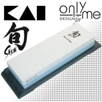 KAI Shun DM-0606 - Камък за заточване 1000/6000