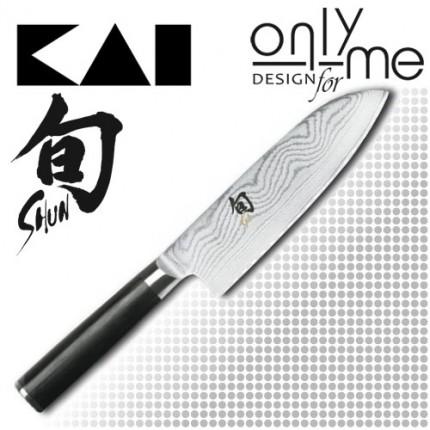 KAI Shun Classic Santoku DM-0702 - Нож сантоку 18 cm