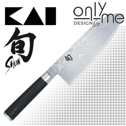 KAI Shun Classic Santoku DM-0717 - Нож сантоку 19 cm