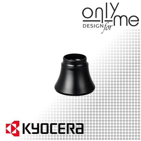 Електрическа мелничка с керамичен механизъм KYOCERA /черна/