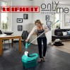 Комплект кофа с преса за изцеждане и подочистачка Profesional Evo Leifheit