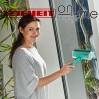 Стъклочистачка с микрофибърна кърпа Plus 3in1 Leifheit