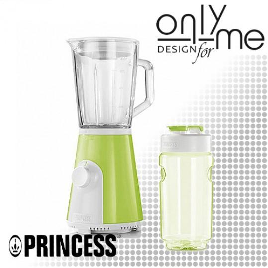 Блендер с две скорости, пулс и удобна преносима чаша Princess