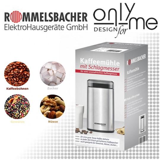 Електрическа кафемелачка EKM 100 ROMMELSBACHER