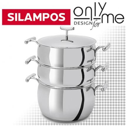 Сет от 3 части Yumi Silampos - Ø20 см.