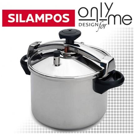 Тенджера под налягане Silampos - 10 литра