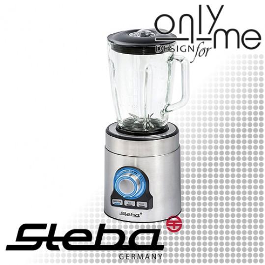 Блендер с функция пулс и трошене на лед INOX STEBA