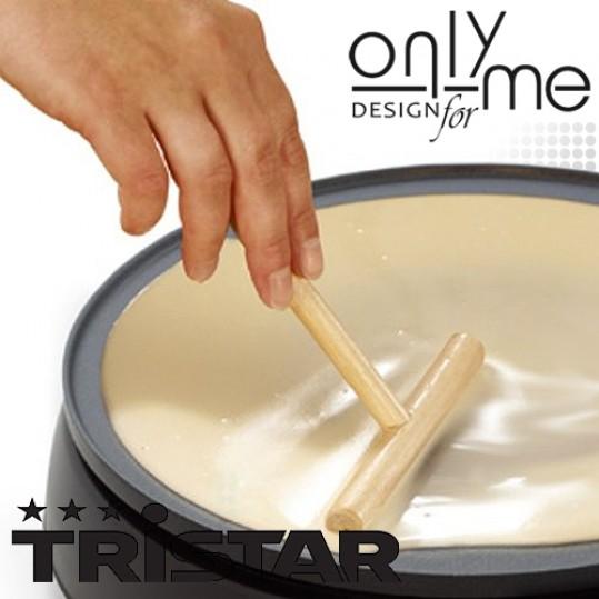 Електрически котлон за палачинки Tristar - 30 cm