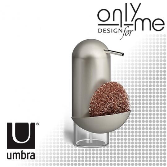 Диспенсър за сапун с отделение за гъба UMBRA PENGUIN
