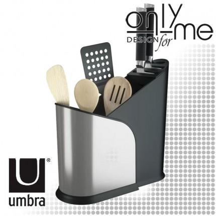 Поставка за кухненски прибори с регулиращ се размер UMBRA FURLO