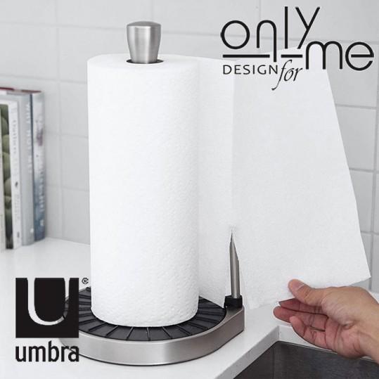 Поставка за кухненска хартия UMBRA Spin Click N Tear