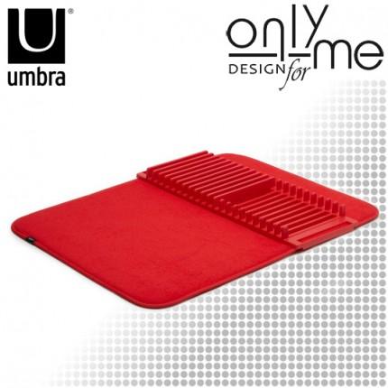 Сушилник за съдове UMBRA UDRY червен