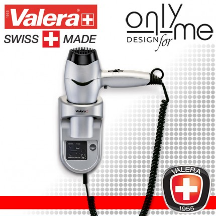 Стенен сешоар за коса Valera Excel 1600 Shaver Silver