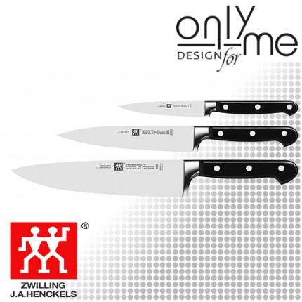"""Комплект кухненски ножове 3 броя ZWILLING PROFESSIONAL """"S"""""""