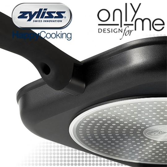 Индукционен грил тиган COOK ZYLISS - 26х26 см