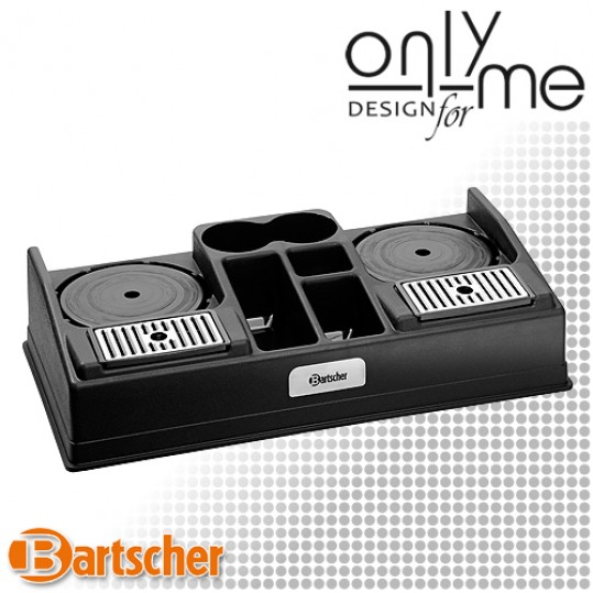 Двойна кафе-станция Bartscher 190154