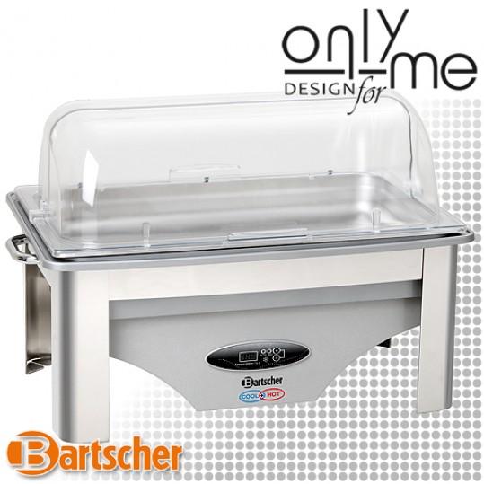 Електрически Chafing Dish GN 1/1 - 65 mm с функция за подгряване и охлаждане 0,7 kW