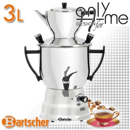 Самовар за чай Bartscher 191001 3 литра