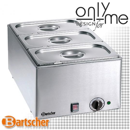 Електрическо Бен Мари 1/1 h150mm с 3 GN 1/3 Bartscher - 1,2 kW