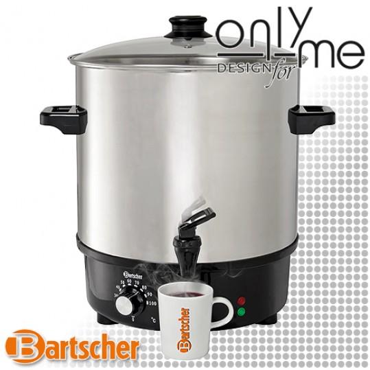 Диспенсър за гореща вода и греяно вино Bartscher - 25L