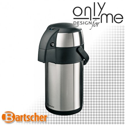 Термокана с помпа дозатор Bartscher - 2,5L