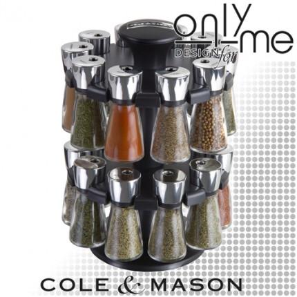Комплект за подправки Cole & Mason HUDSON 20