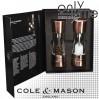 Комплект мелници Cole & Mason Gourmet Precision Derwent Copper 190mm