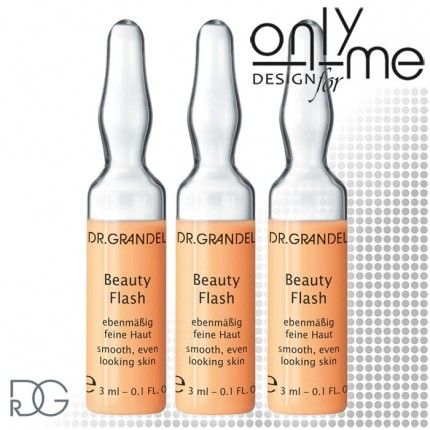 DR. GRANDEL Beauty Flash 3 x 3 ml ампули
