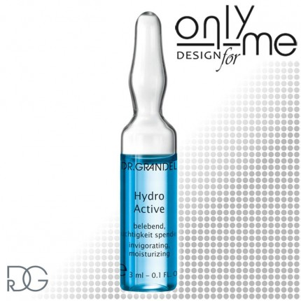 Ампула DR. GRANDEL Hydro Active 3 ml