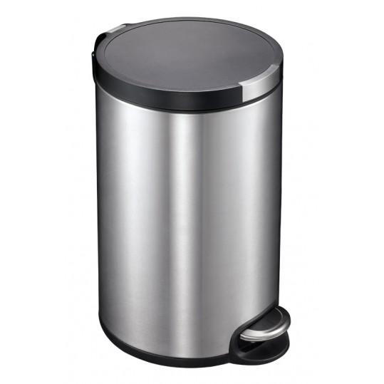 """EKO Кош за отпадъци с педал """"ARTISTIC"""" - 20 литра - мат"""